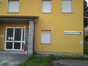 Biblioteca di Pescaglia San Martino