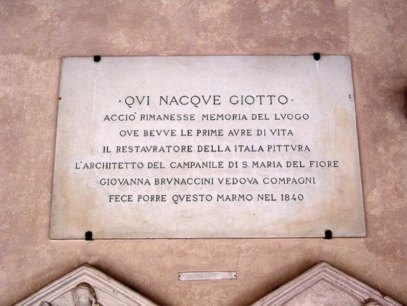 Giotto-epigrafe